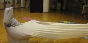 Movement and Smart Textiles workshop
