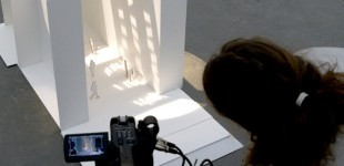 Light and Shadow Play – The sun as an aesthetic trigger for urban textiles