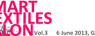 the Smart Textiles Salon 2013