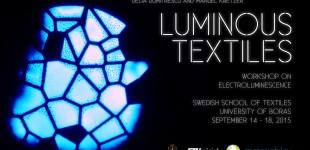 Luminous Textiles
