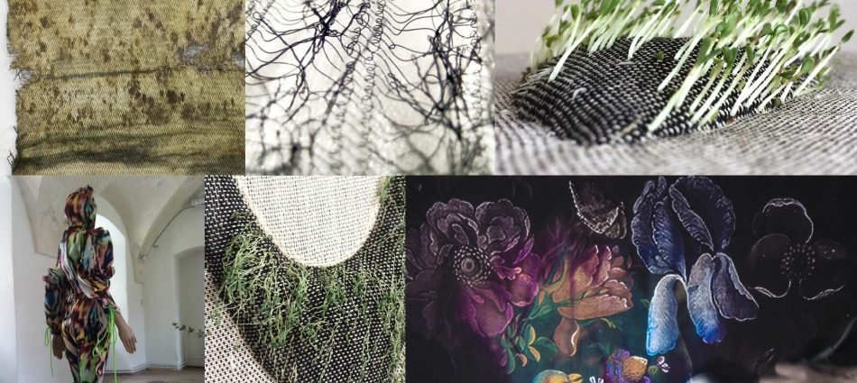 Smart Textiles Design Lab: experimental research in textiles: space and body at MOOD17, Bruxelles