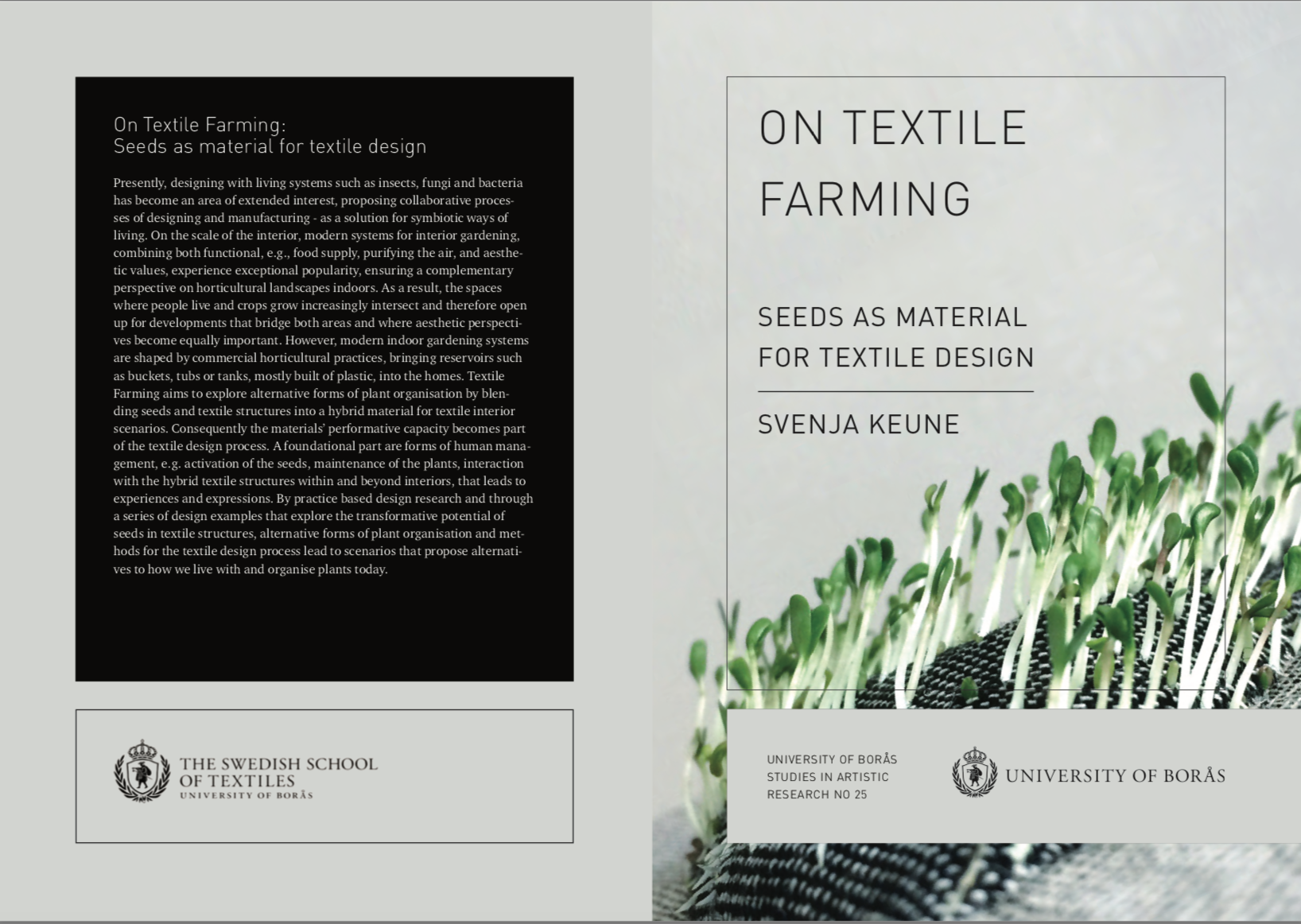 On Textile Farming: Seeds as Material for Textile Design_Svenja Keune